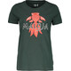 Maloja PuorgiaM. t-shirt Dames groen